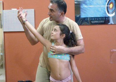 Consulta Reeducortex. Reeducación postural global.