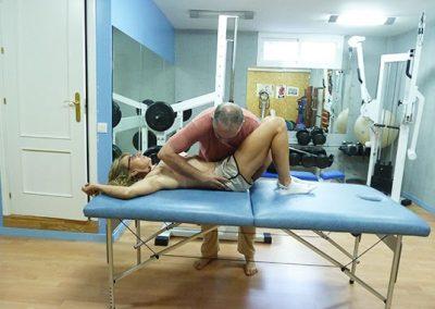 Consulta Reeducortex. Lesiones articulares en deportistas